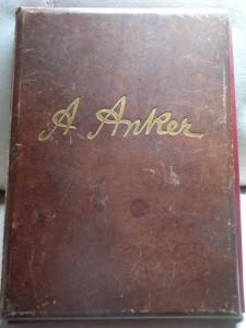 Albert Anker Mappe