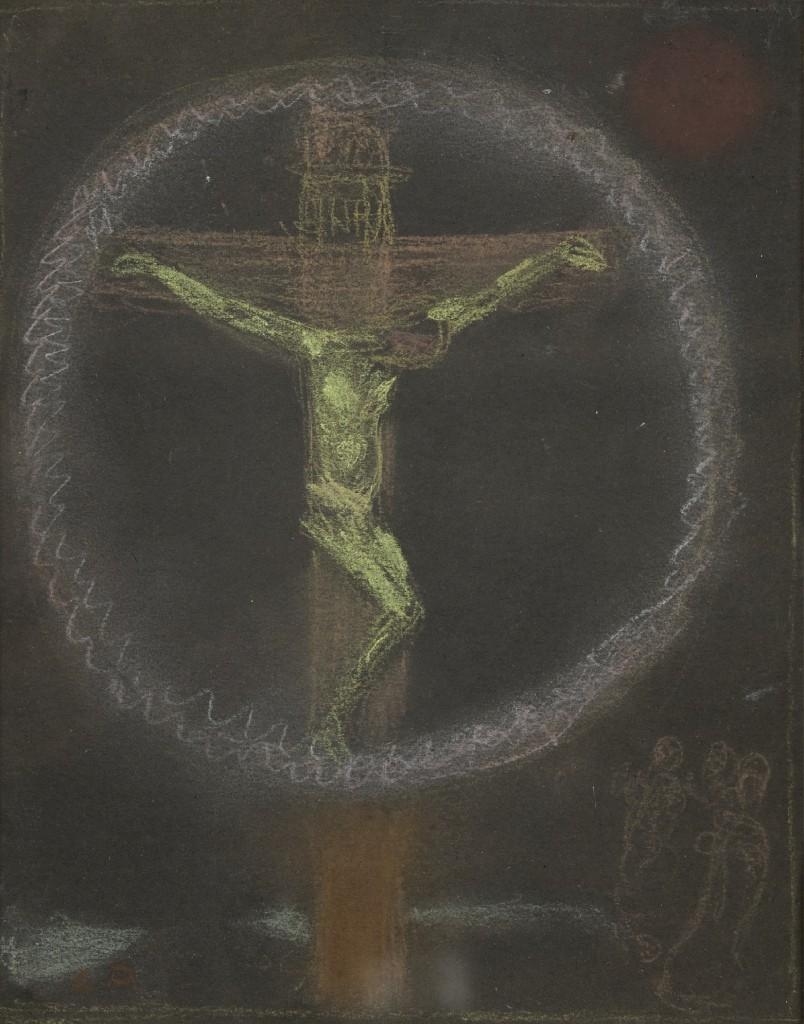 Amiet_Kreuzigung_1921